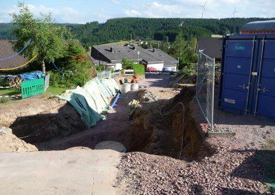 Gemeinde Schonach Erschließung Baugebiet BA 4