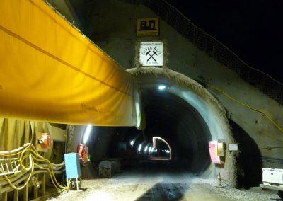 Neubau Zierenberger Tunnel