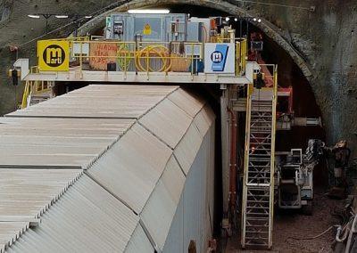 Tunnel Petersberg